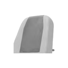 Protection tétière PVC pour fauteuil de prélèvement à hauteur variable Promotal