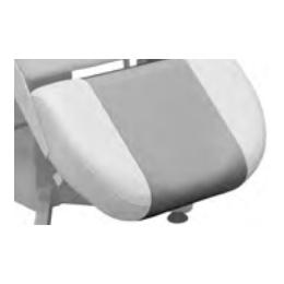 Protection jambière PVC pour fauteuil de prélèvement à hauteur variable Promotal
