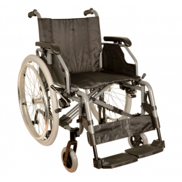 Fauteuil roulant King - assise 46 cm