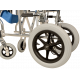 Fauteuil roulant Queen - assise 46 cm