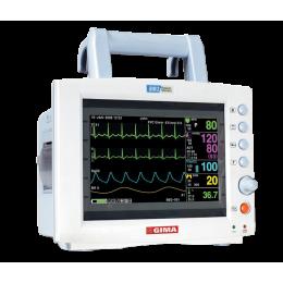 Moniteur patient multiparamétrique GIMA BM3 (PNI, SpO2, Temp., Resp., ECG)