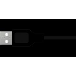 Câble USB pour connexion du Glucomètre Plus Acon au moniteur Gima PC-300