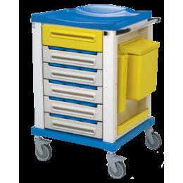 Chariots à médicament Terapykar Karrel (3 modèles)