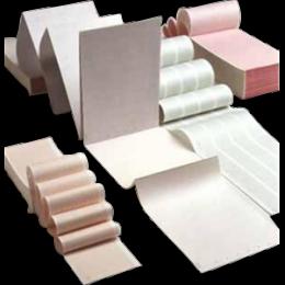 Papier compatible pour ECG Bionet, Carrewell, Gima