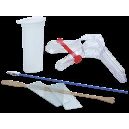 Kit stérile Gima pour frottis (boîte de 100)